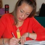 Emily Stevens, McBrayer Elementary, Rowan County