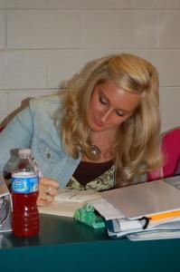 Jenny Cooper, Clearfield Elementary, Rowan County