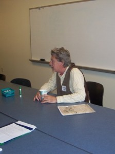 George Eklund, Morehead State University, Reading Great Poems to Write Great Poems