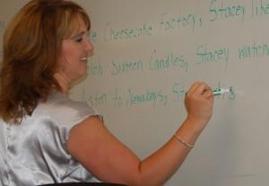 Tiffany Kirk, Ponderosa Elementary, Boyd County