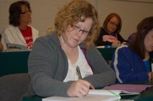Maggie Prater, Mason County High School