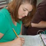 Tiffany Tomes, McBrayer Elementary, Rowan County